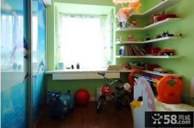儿童房室内装修效果图大全