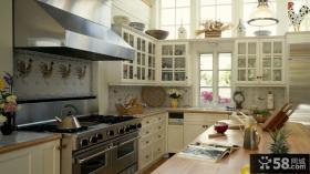 欧式厨房橱柜效果图图片