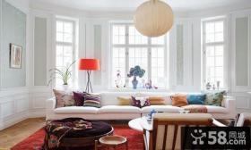 简欧风格设计别墅室内装修图片