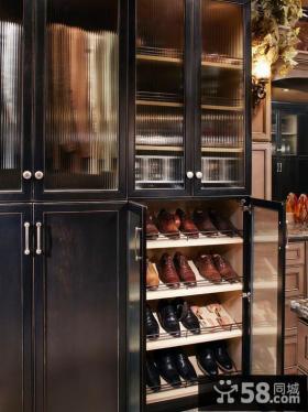 高档家居鞋柜图片