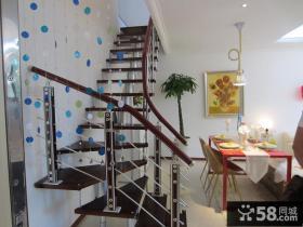 loft小户型楼梯图片