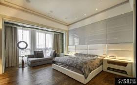 时尚现代简约室内卧室设计图片欣赏