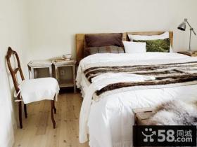 复式楼卧室装修效果图大全2013图片