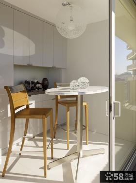 室内小阳台装修效果图大全2012图片