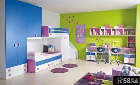 小户型儿童房间设计图