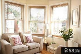北欧设计室内阳台飘窗效果图欣赏大全