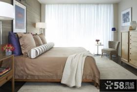 2012小户型装修风格简约卧室