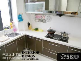 厨房烤漆橱柜装修效果图