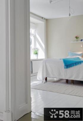 卧室玄关设计效果图片