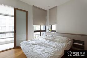 现代时尚简约风格卧室设计