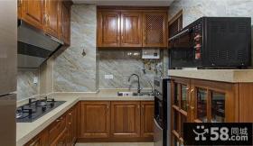 田园风格简欧设计厨房
