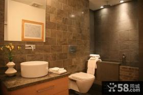 小复式卫生间装修