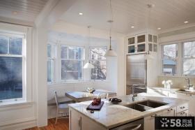 90平米小户型家装厨房装修设计图