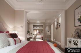家居卧室布置效果图欣赏