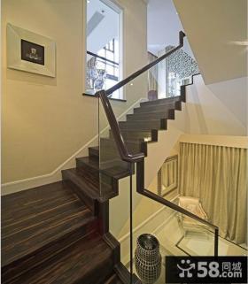 小复式楼梯装修效果图片