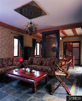 中式别墅设计样板