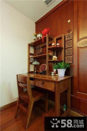 中式古典书房装修案例