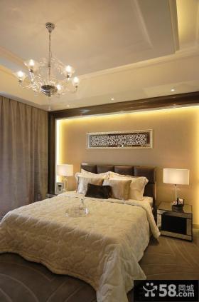 现代家庭室内卧室装修设计图片