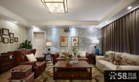 欧式古典别墅室内装饰效果图片