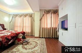 装饰设计室内卧室电视背景墙大全