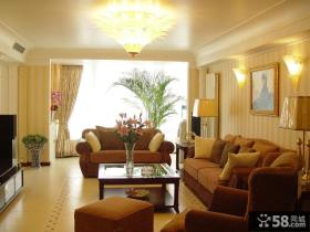 欧式简约别墅室内装饰图片