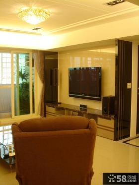 现代中式风格家居设计二居室欣赏