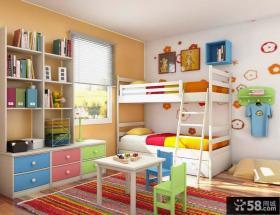 别墅儿童房间设计