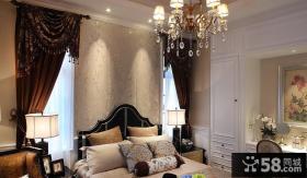 奢华古典欧式卧室装潢展示