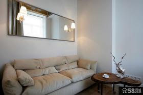 现代风格沙发背景墙效果图大全