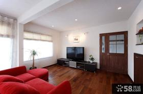日式风格传统复式楼房装修图片