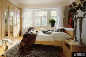 卧室整体衣柜效果图片