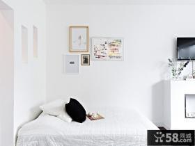 36平米小户型装修效果图 小户型卧室装修效果图