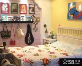 小户型儿童房装修设计效果图片