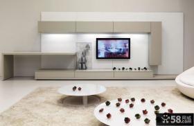 2015简约室内优质客厅电视背景墙图