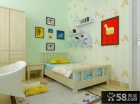 小户型儿童卧室装修效果图大全2013图片