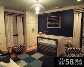 美式小复式儿童房装修效果图