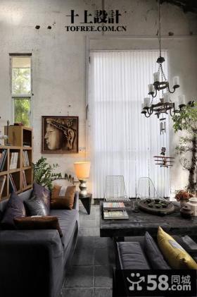 别墅客厅装饰设计效果图