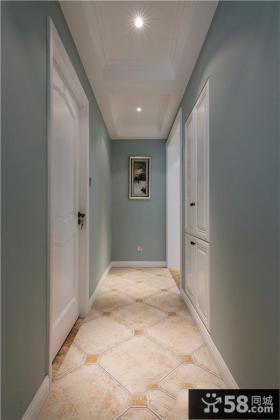 美式家居室内墙面涂料效果图