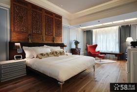 新古典风格别墅卧室装饰效果图片