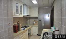 整体厨房装饰效果图片