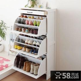 小旋转鞋柜家具
