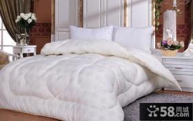 复式楼明朗典雅的卧室装修效果图大全2014图片