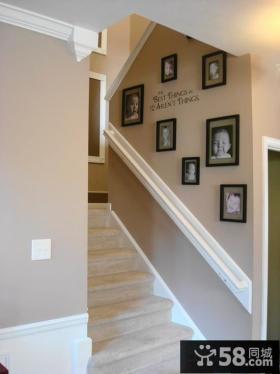 封闭楼梯间墙面装饰效果图