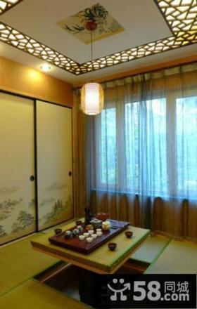家装设计小户型客厅榻榻米装修图片
