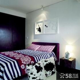 别墅样板房卧室装修效果图