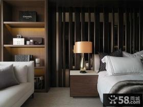 后现代风格卧室床头灯具图片大全