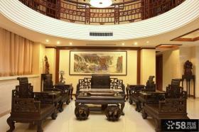 中式客厅装饰画