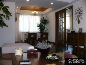 东南亚风格小户型餐厅-韩品雄设计