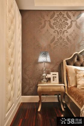 欧式卧室床头灯具图片