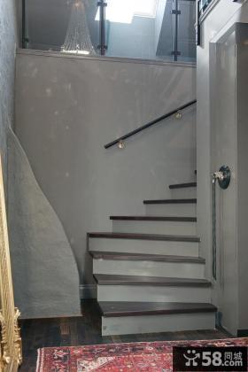 小复式家居楼梯设计